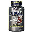 Nutrex Anabol 5 - 120 Capsules