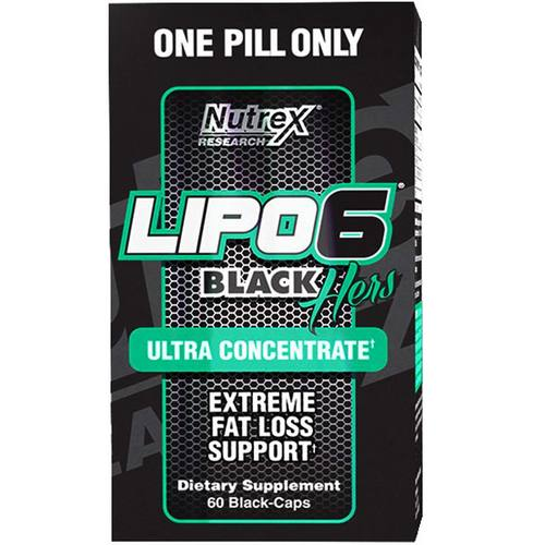 Lipo-6 Black Hers (Ultra Concentrate)