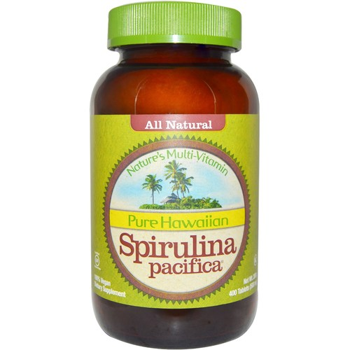 Pure Hawaiian Spirulina Pacifica Men's Multi-Vitamin