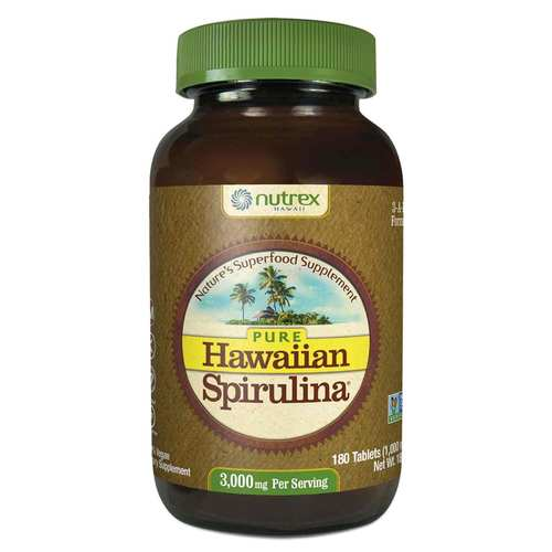 Pure Hawaiian Spirulina 1,000 mg