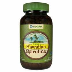 Nutrex Hawaii Pure Hawaiian Spirulina 500 mg