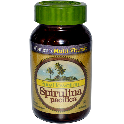 Spirulina Pacifica Women's Multi-Vitamin