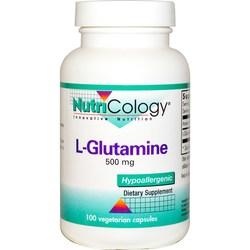Nutricology L-Glutamine 500 mg