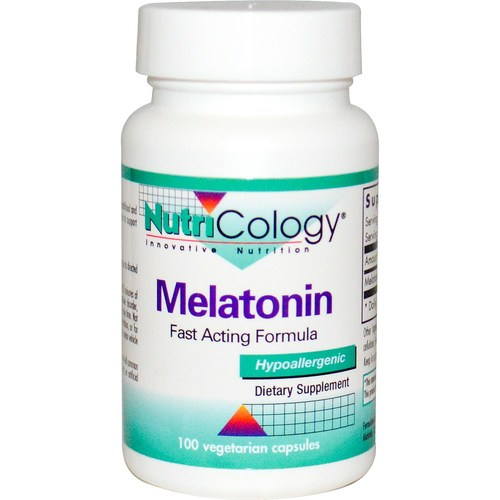 Melatonin Fast Acting 1.3 mg