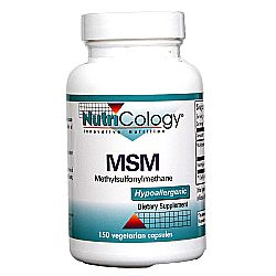 Nutricology MSM 500 mg