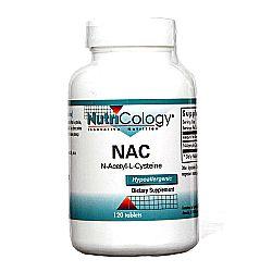 Nutricology NAC N-Acetyl-L-Cysteine