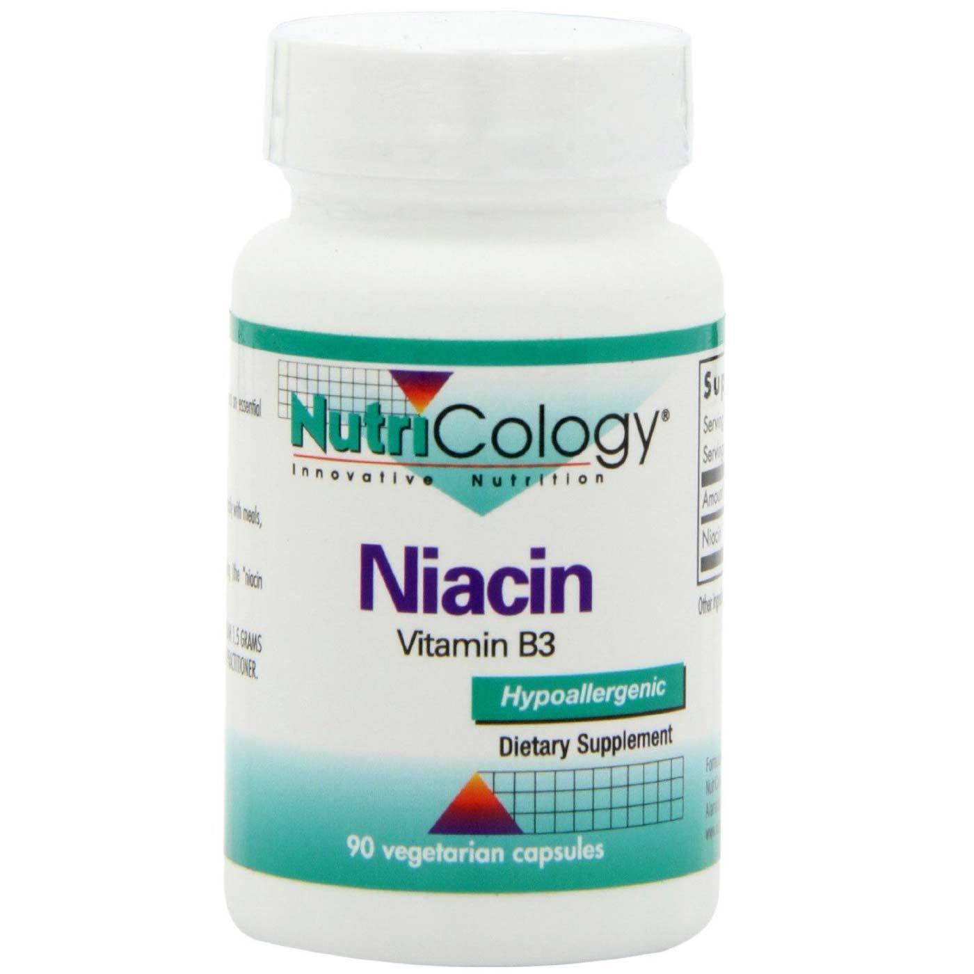 Vitamin b3 supplements