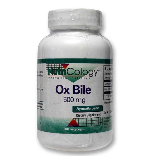 Ox Bile 500 mg