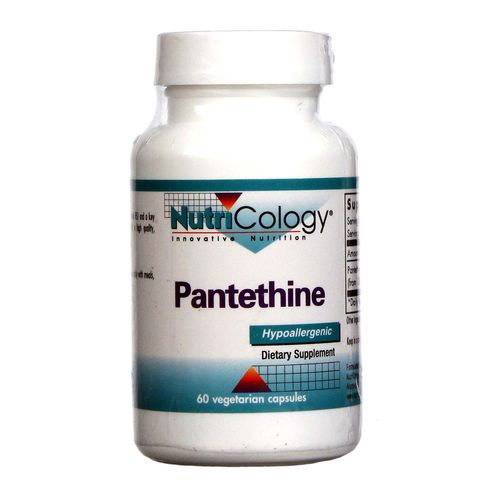 Pantethine 660 mg