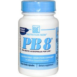 Nutrition Now PB 8 Acidophilus