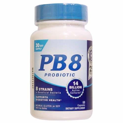 PB 8 Acidophilus Nutrition Now 60 Cápsulas - Menor Preço em Portugal cff9d9c256e1d
