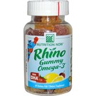 Nutrition Now Rhino Gummy Omega-3