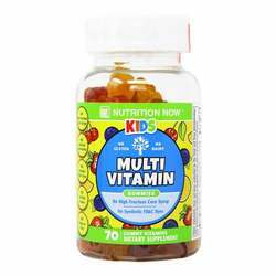 Nutrition Now Kids Multivitamin Gummies