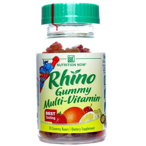 Rhino Gummy Bear Vitamins