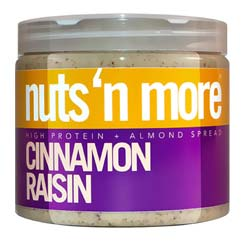 Nuts 'N More High Protein Almond Spread