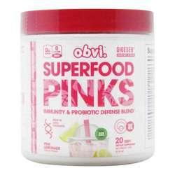 Obvi Pinks Superfoods