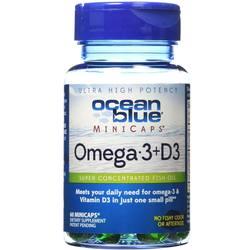 Ocean Blue Professional Omega-3 + D3