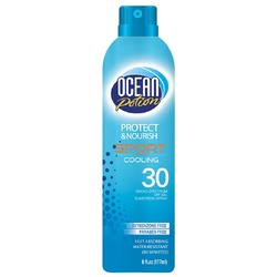 Ocean Potion Suncare Sport Cooling Sunscreen