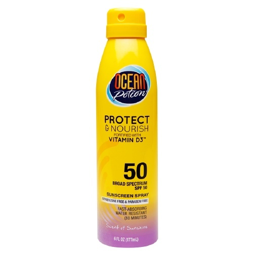 Protect & Nourish Sunscreen