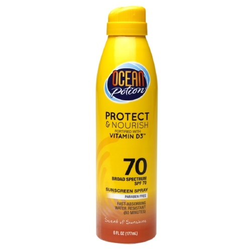 Protect & Nourish Sunscreen Spray