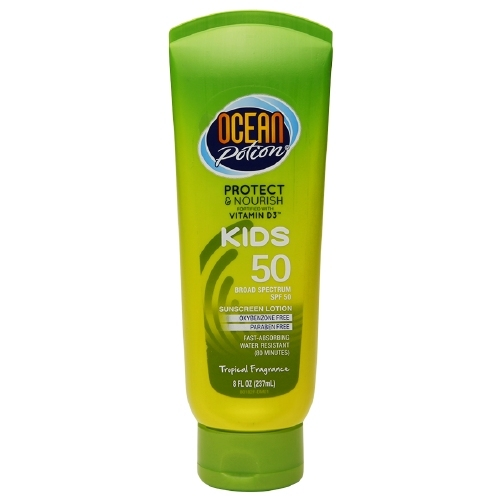 Kids Sunscreen Lotion SPF 50