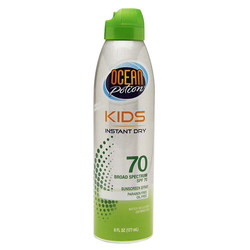 Ocean Potion Suncare Kid Instant Dry Sunscreen Spray