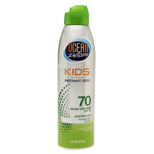 Kid Instant Dry Sunscreen Spray SPF 70