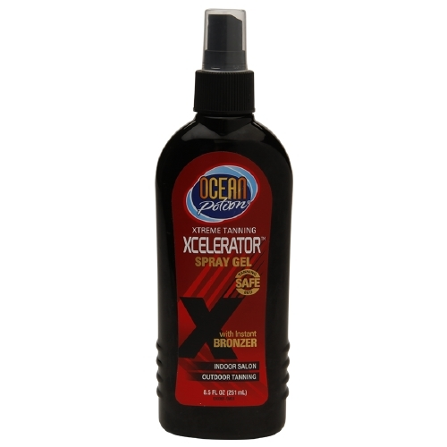Xcelerator Spray Gel