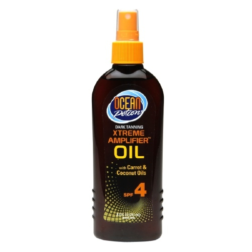 Dark Tanning Xtreme Amplifier Oil