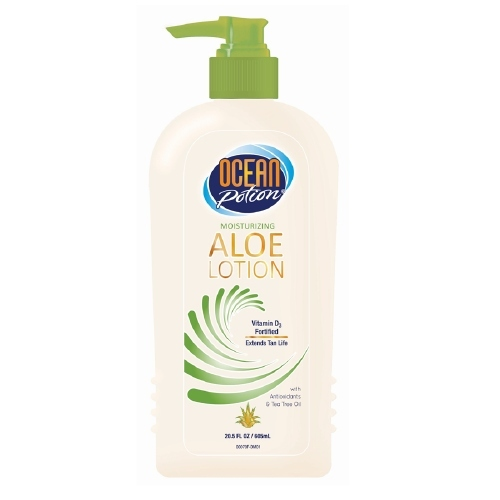 Moisturizing Aloe Lotion
