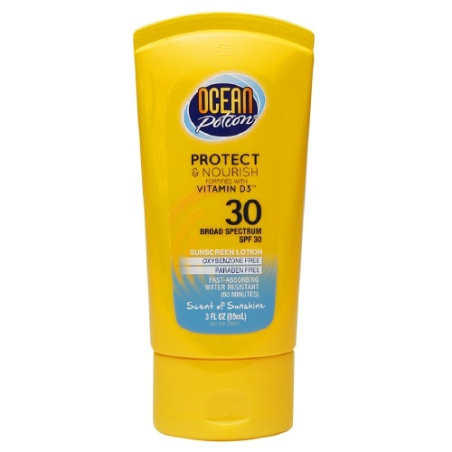 Protect  Nourish Sunscreen