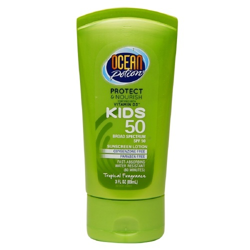 Kids Sunscreen Lotion