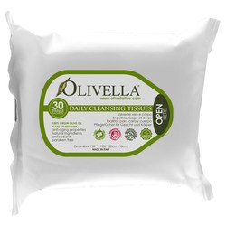 Olivella Daily Cleansing Tissues