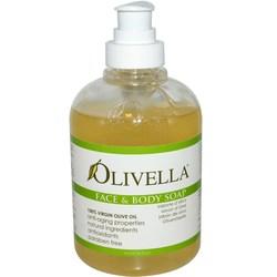 Olivella Face and Body Liquid Soap