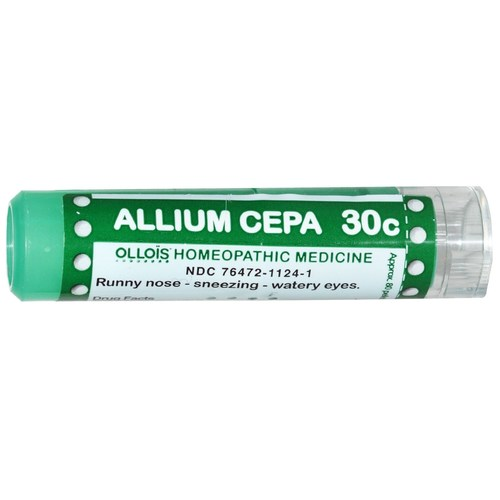 Allium Cepa 30C by  ollois - 80 CT