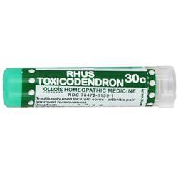 Ollois Rhus Toxicodendron 30C
