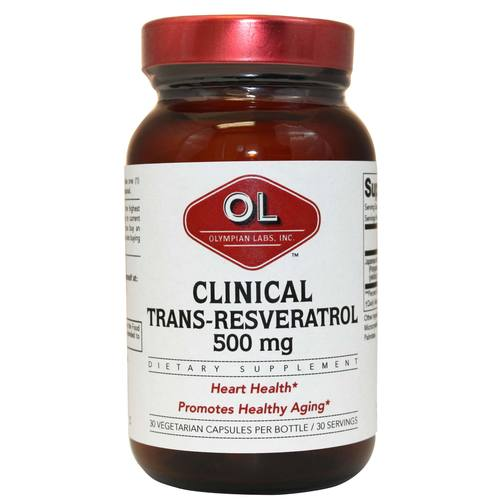 Clinical Resveratrol, Extra Strength