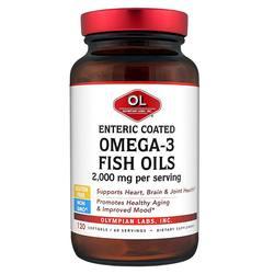 Olympian Labs Omega-3 Fish Oils