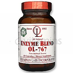 Olympian Labs Enzyme Blend OL-767
