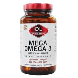 Olympian Labs Mega Omega-3