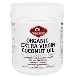 Olympian Labs Organic Extra Virgin Coconut Oil