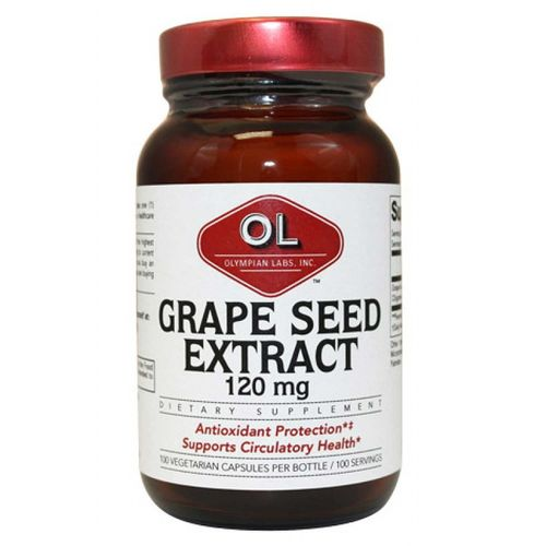 Grape Seed Extract 120 mg