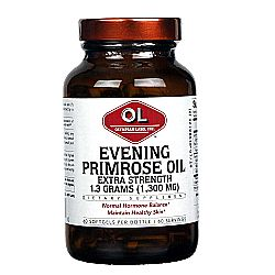 Olympian Labs Evening Primrose Oil 1300 mg