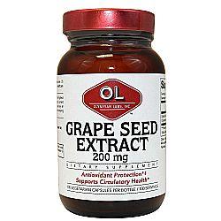 Olympian Labs Grape Seed Extract 200 mg