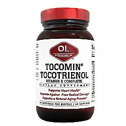 Olympian Labs Tocomin Tocotrienol Vitamin E Complete