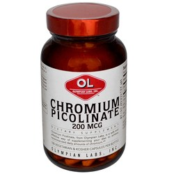 Olympian Labs Chromium Picolinate