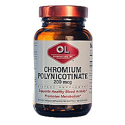 Olympian Labs Chromium Polynicotinate