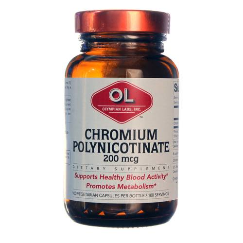 Chromium Polynicotinate