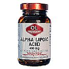 Olympian Labs Alpha Lipoic Acid 400 mg