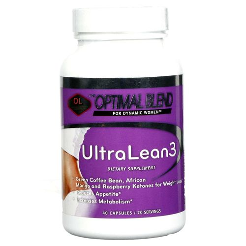 The Optimal Blend Ultra Lean 3